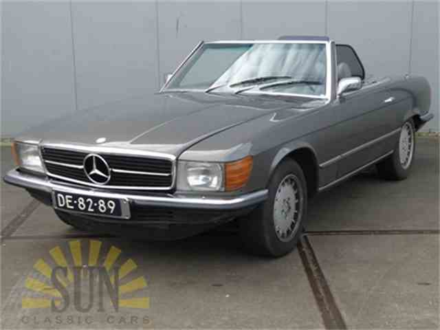 1973 Mercedes-Benz 350SL | 994396