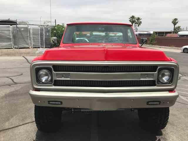 1970 Chevrolet C/K 10 | 994397