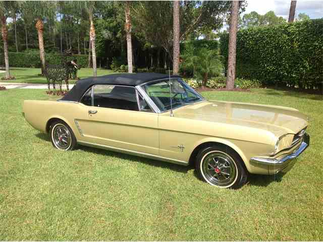 1965 Ford Mustang | 994399