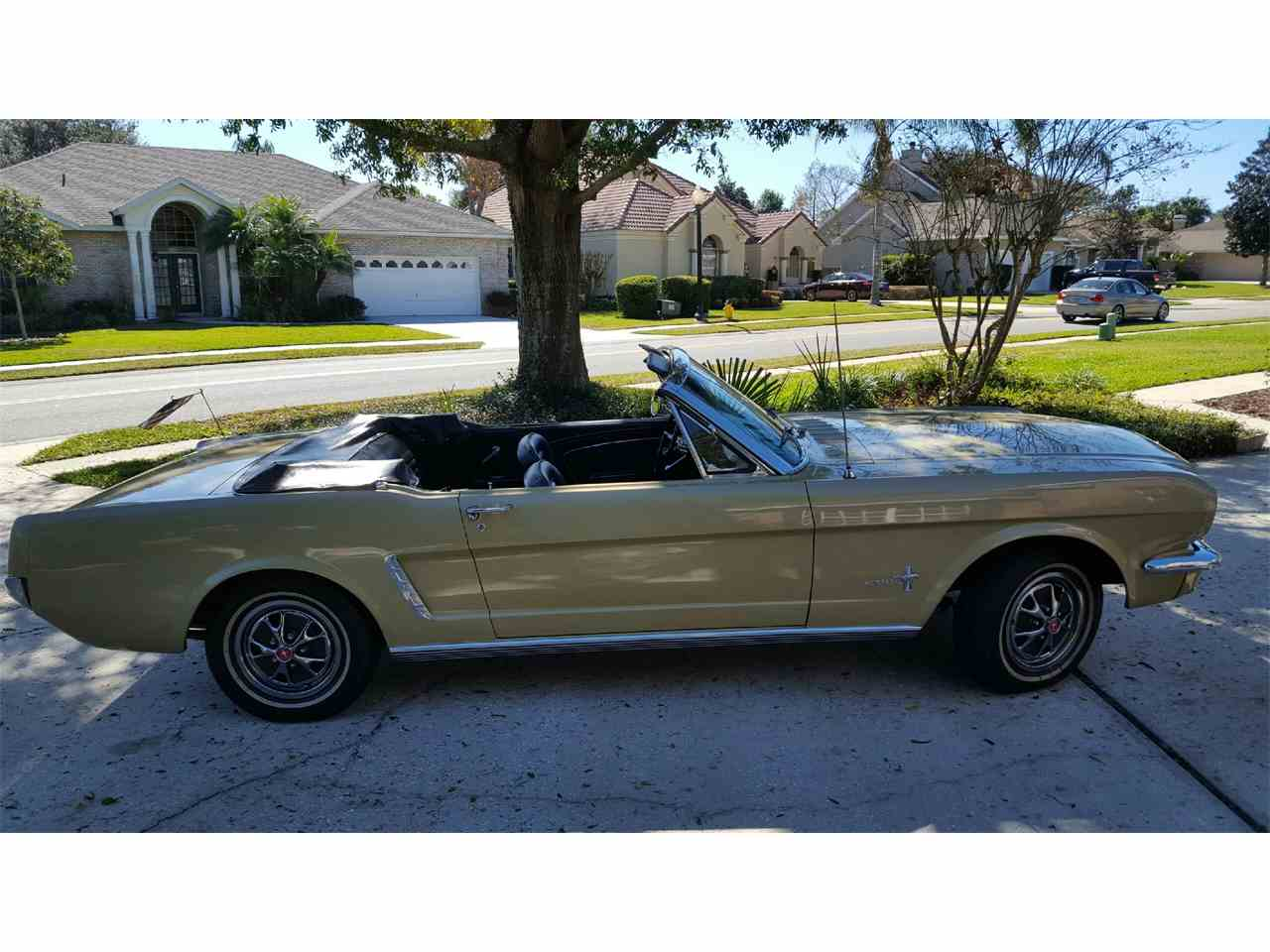 1965 Ford Mustang For Sale Classiccars Com Cc 994399