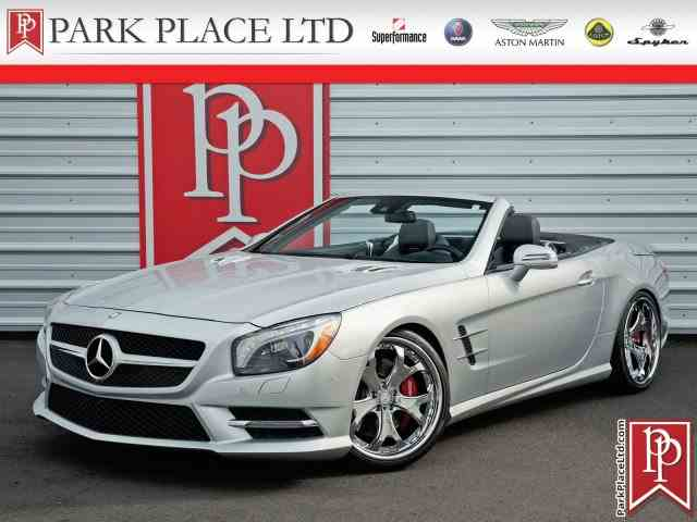 2013 Mercedes-Benz SL55 | 990044