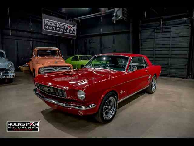 1966 Ford Mustang | 990441