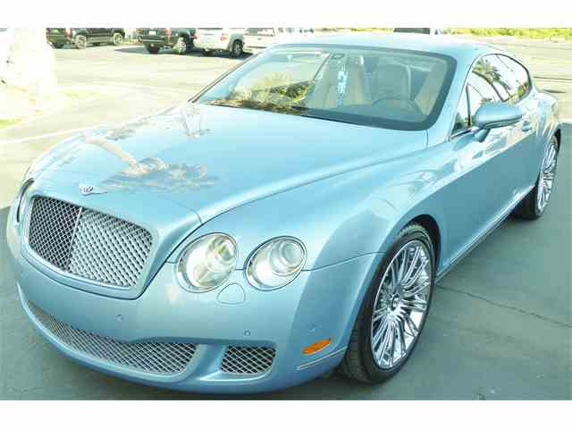 "2008 Bentley Continental GT ""Speed"" Coupe 