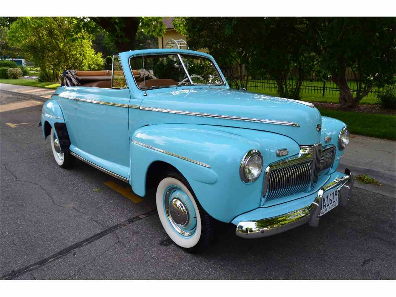 1942 Ford Super Deluxe for Sale - CC-994412