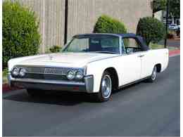 1963 Lincoln Continental for Sale - CC-994418