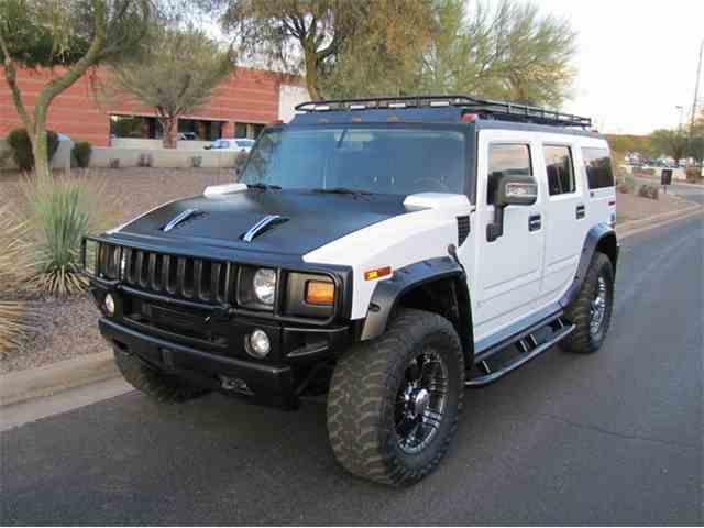 2006 Hummer H2 | 994422