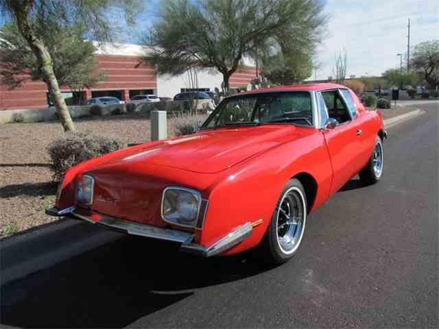 1970 Studebaker Avanti | 994425