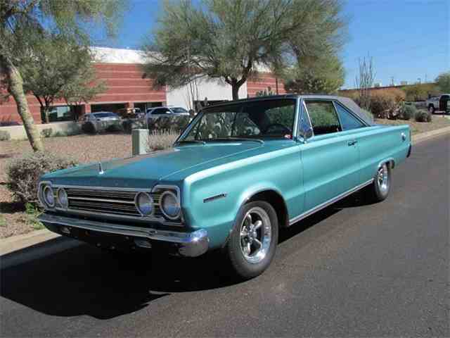 1967 Plymouth Belvedere | 994431