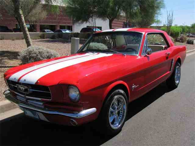 1965 Ford Mustang | 994434