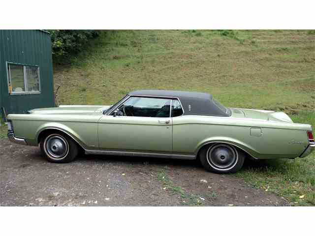1969 Lincoln Continental Mark III | 994438