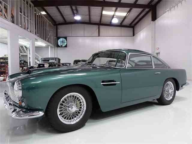 Classic Aston Martin for Sale on ClassicCarscom  67 Available