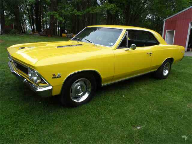 1966 Chevrolet Chevelle SS Recreation | 994458