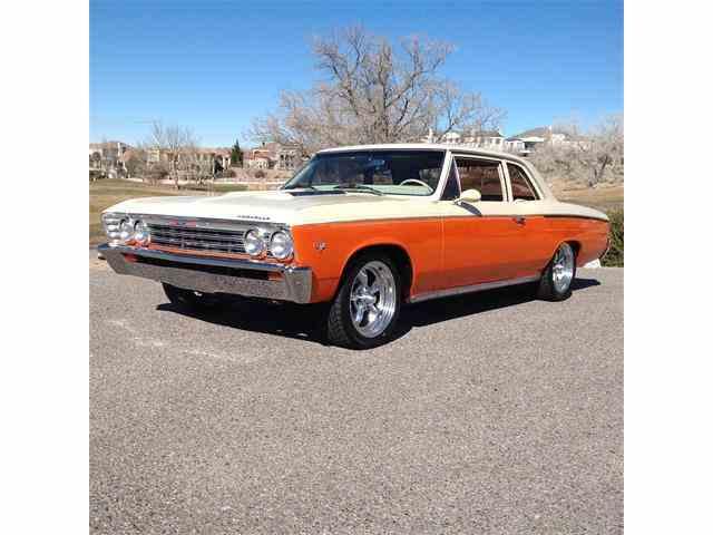 1967 Chevrolet Chevelle | 994459