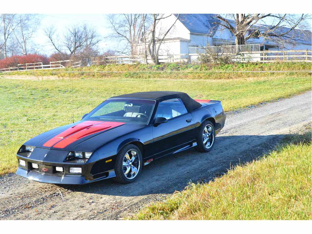 Large Picture of '92 Camaro Z28 - LBBW