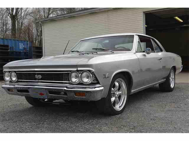 1966 Chevrolet Chevelle SS | 994463