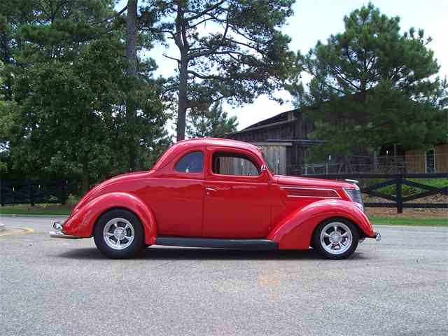 1937 Ford 5-Window Coupe | 994467