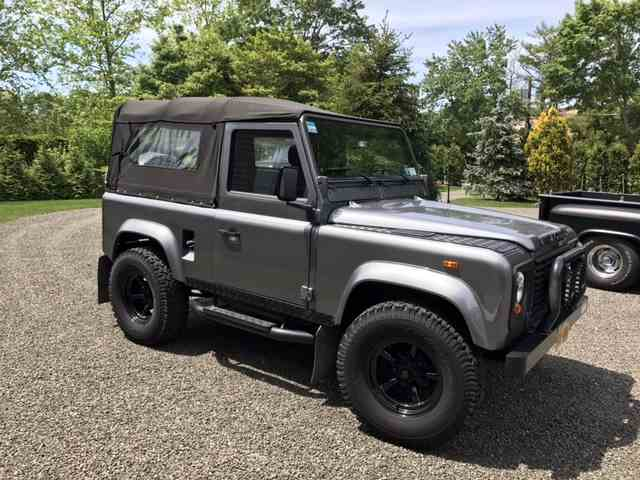 1987 Land Rover Defender | 994468