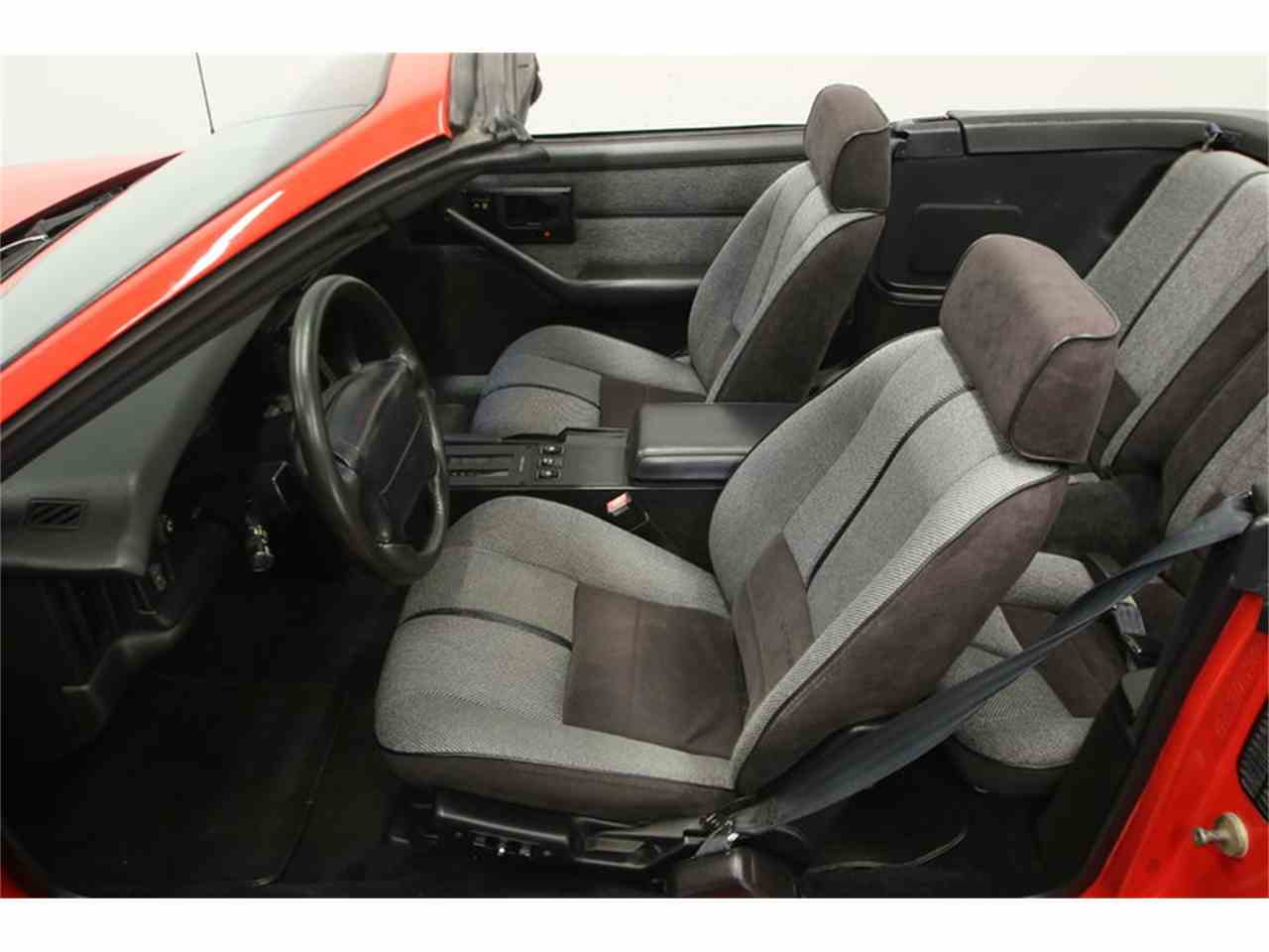 Camaro 1990 chevrolet camaro iroc z for sale : 1990 Chevrolet Camaro IROC Z/28 Convertible for Sale | ClassicCars ...