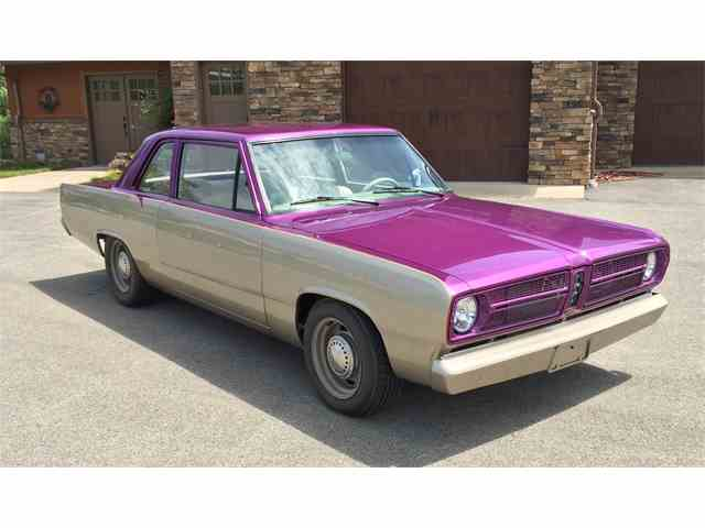 1967 Plymouth Valiant | 994470