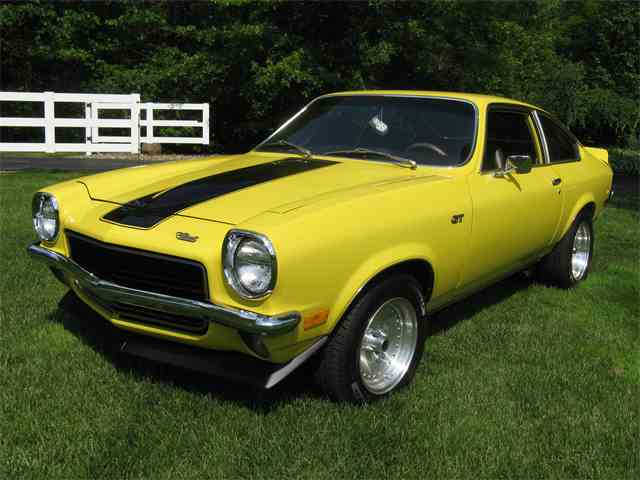 Picture of 1972 Chevrolet Vega located in Shaker Heights OHIO - $27,500.00 Offered by Affordable Classics Motorcars LLC - LBC7