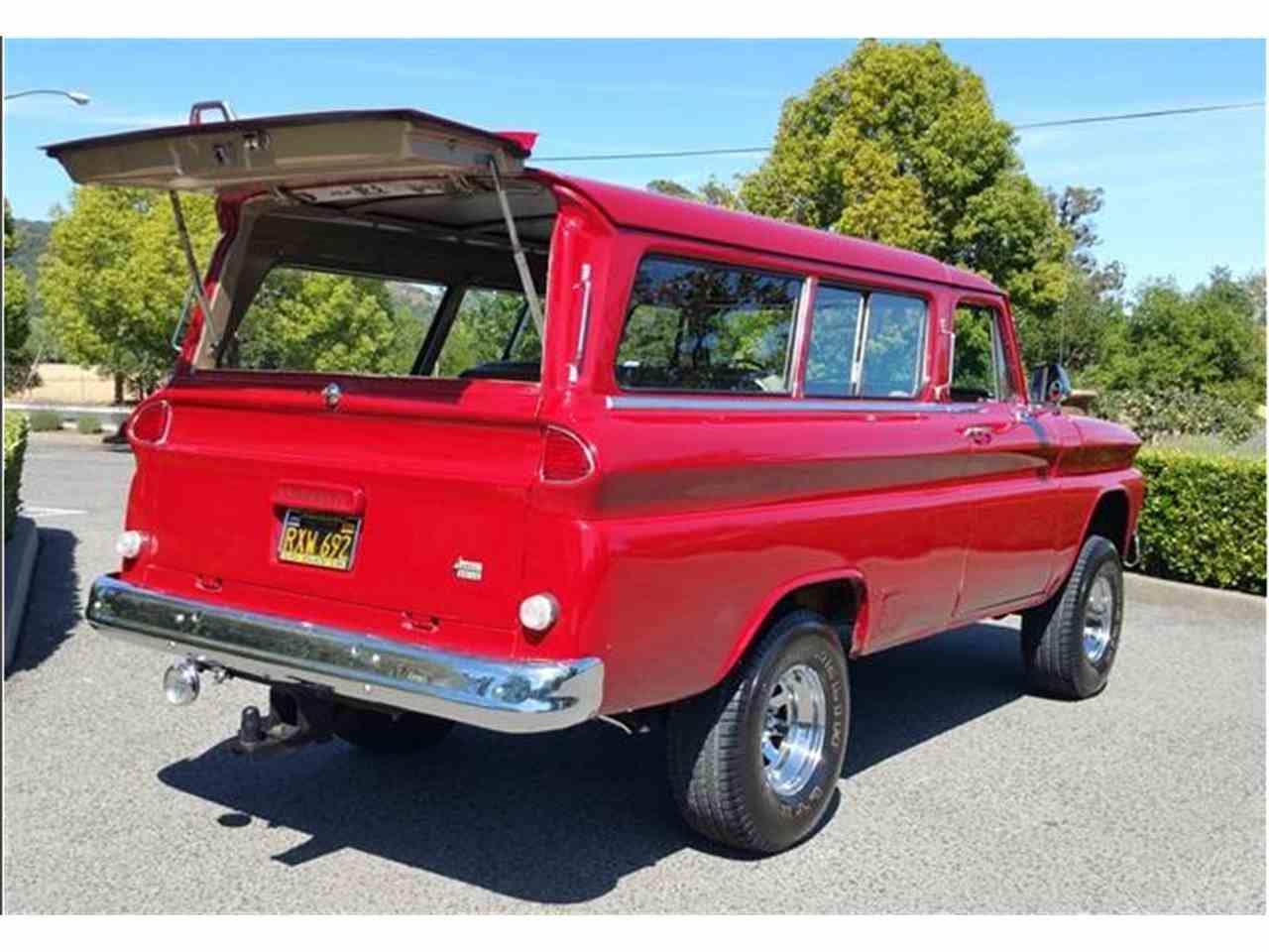 1966 chevrolet suburban for sale cc 994478