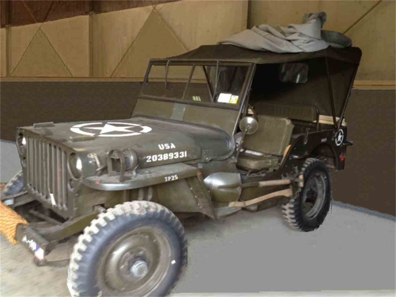 1944 jeep willys for sale cc 994481. Black Bedroom Furniture Sets. Home Design Ideas