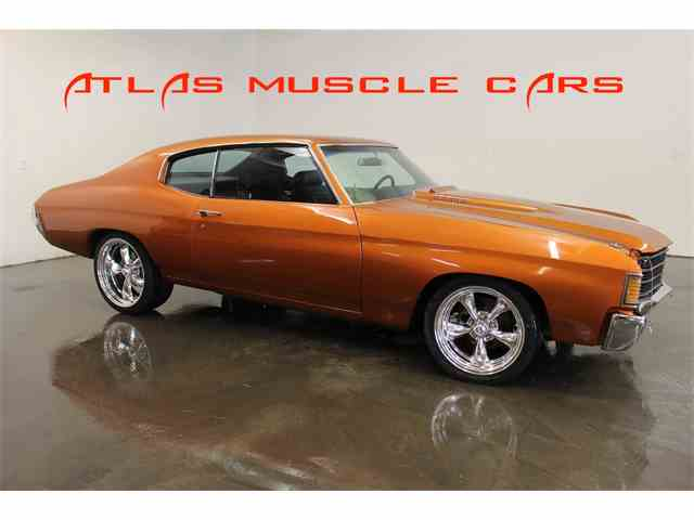 1972 Chevrolet Chevelle | 994485