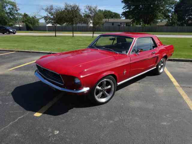 1968 Ford Mustang | 994486