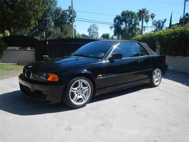 2001 BMW 330 CI cONVERTIBLE | 994488
