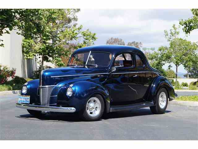 1940 Ford Deluxe | 994491