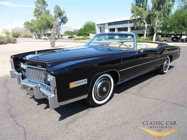 1976 Cadillac Eldorado | 994495