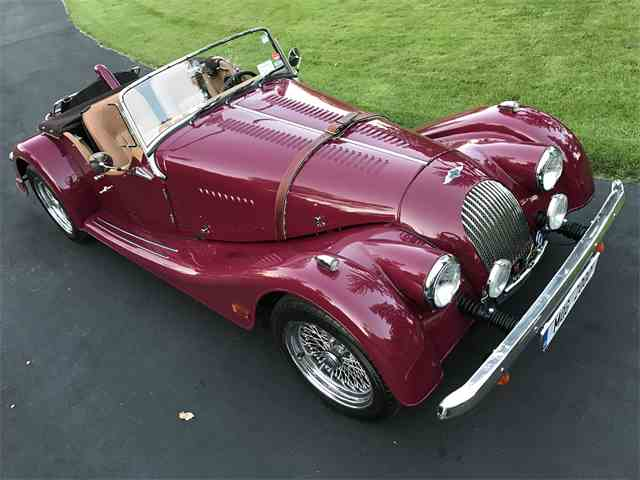 2000 Morgan Plus 8 | 994496