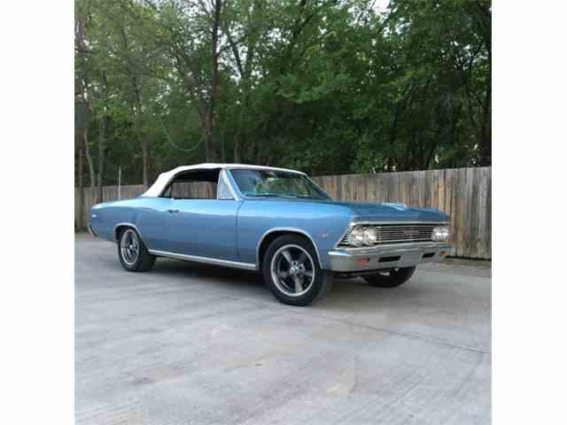 1966 Chevrolet Chevelle Malibu | 994501