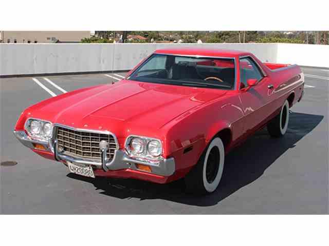 1972 Ford Ranchero | 994505