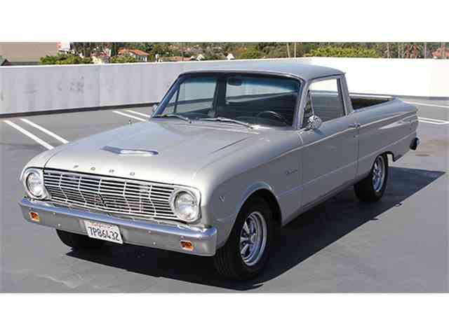 1963 Ford Ranchero   994508