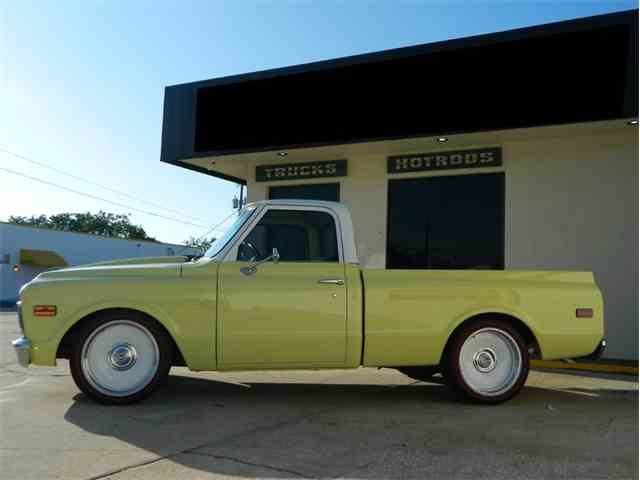 1971 Gmc Pickup Custom | 994509