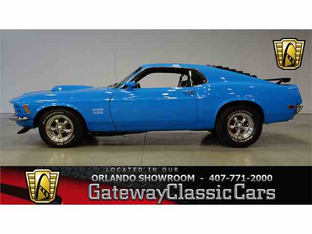 1970 Ford Mustang   994519