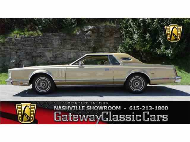 1978 Lincoln Continental | 994521