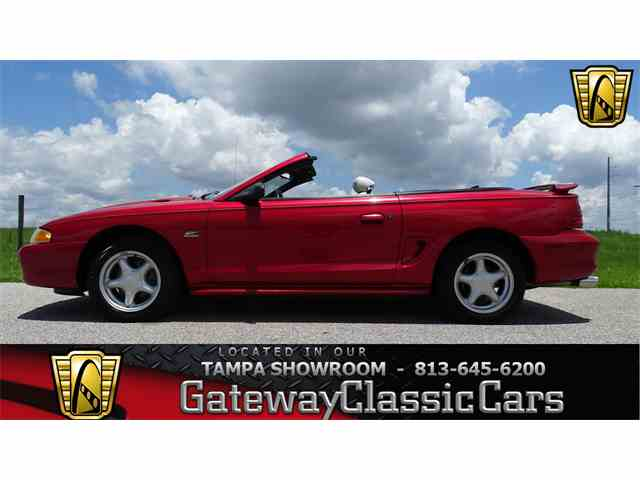 1995 Ford Mustang | 994522