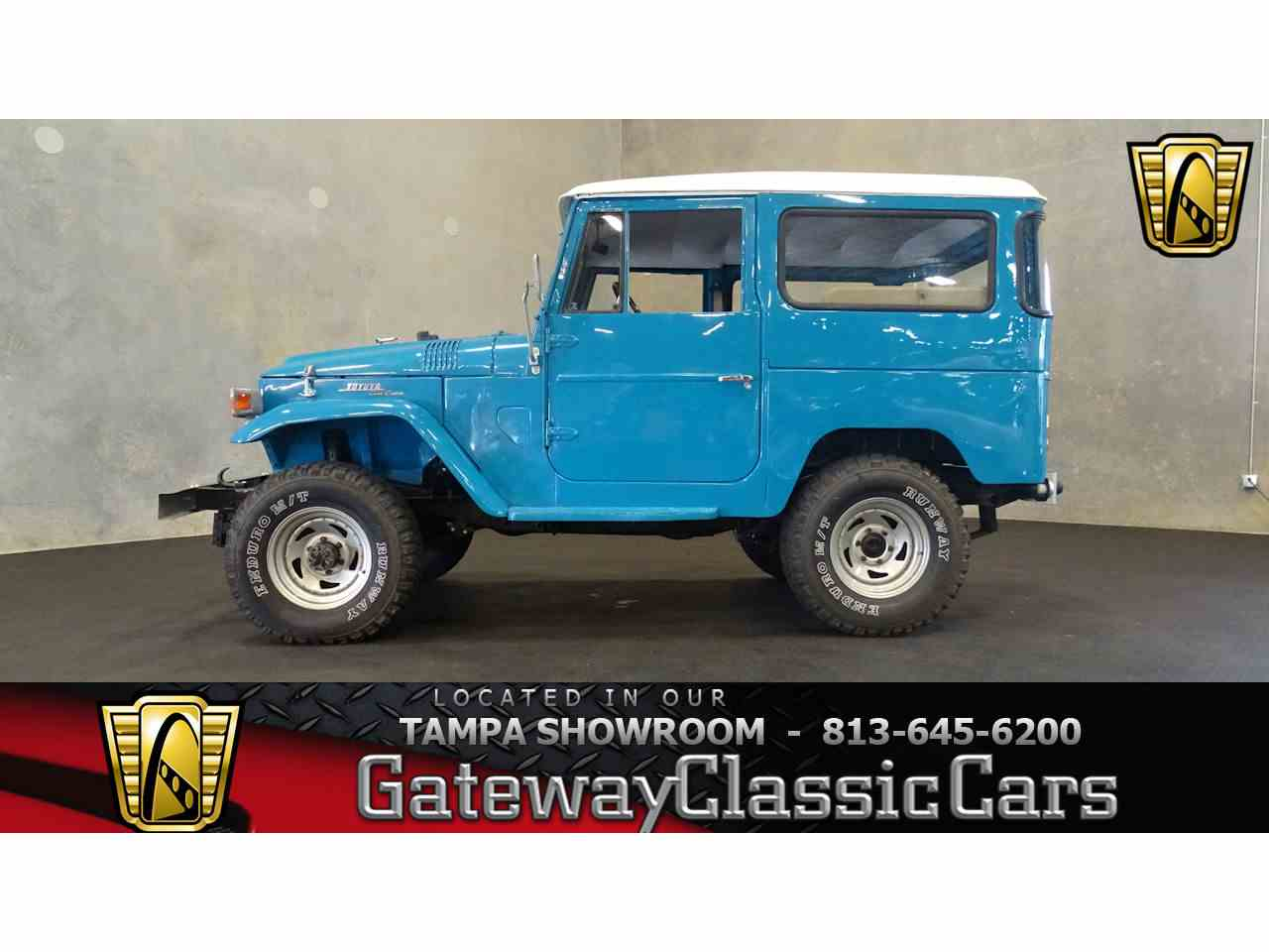 1967 Toyota Land Cruiser FJ for Sale - CC-994525