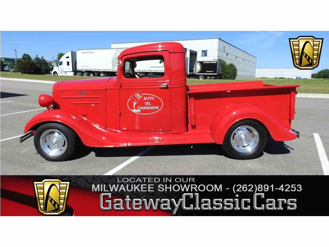 1936 Chevrolet Pickup for Sale | ClassicCars.com | CC-994527
