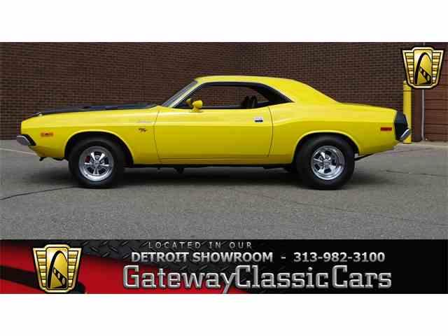 1973 Dodge Challenger | 994531