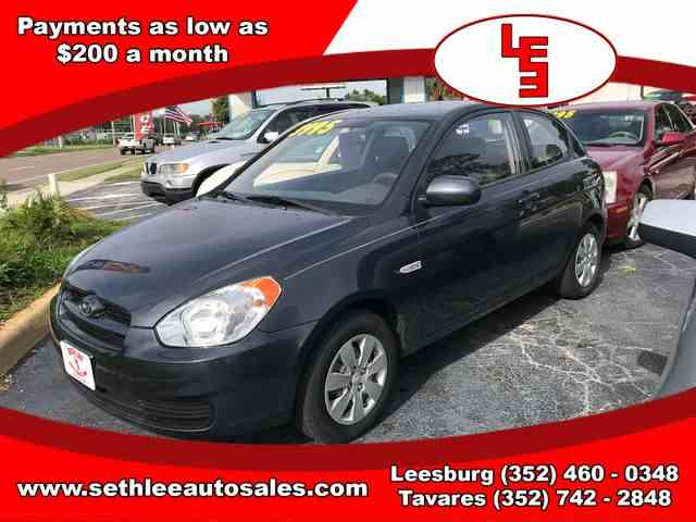 2010 Hyundai Accent 3-Door | 994535