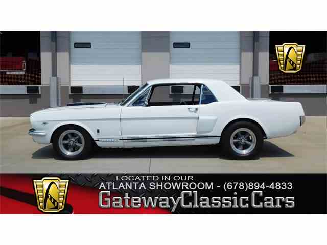 1966 Ford Mustang | 994536