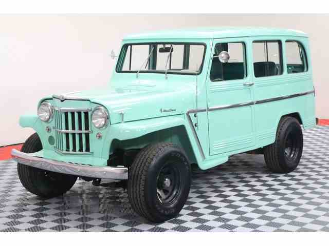 1962 Jeep Willys | 994540