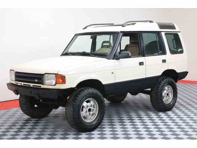 1995 Land Rover Discovery | 994541