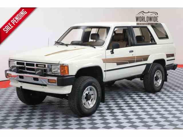 1986 Toyota 4Runner   994545