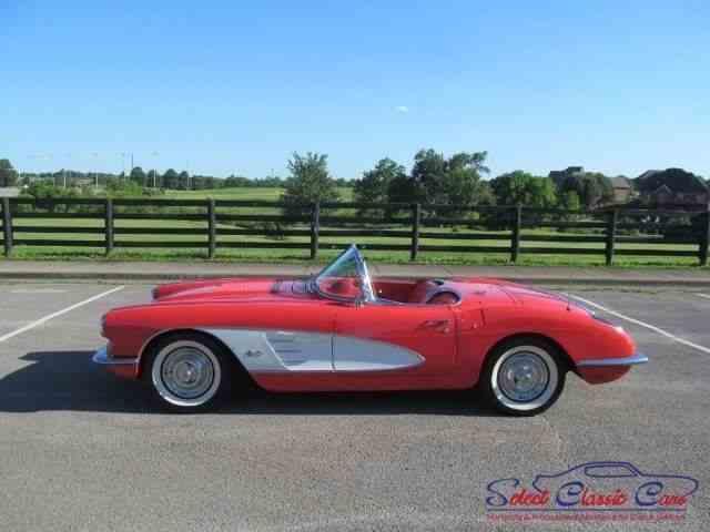 1958 Chevrolet Corvette | 990457