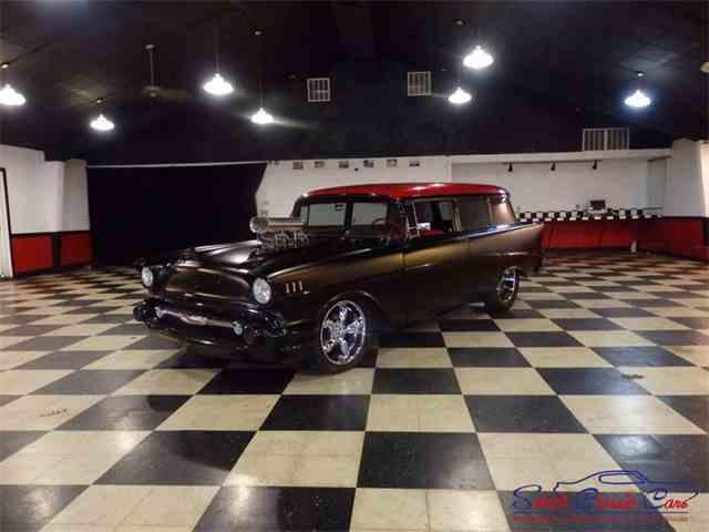 1957 Chevrolet Nomad | 990458