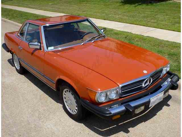 1978 MERCEDES-BENZ 450SL CONVERTIBLE | 994580